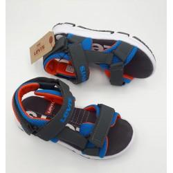 Sandalia de niño en color...