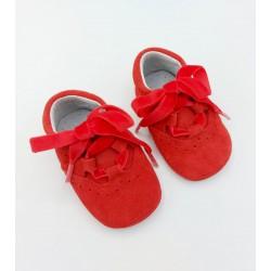 Zapato Bebe en Rojo 512...