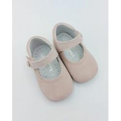 Zapato Bebe Rosa 101 CHUCHES