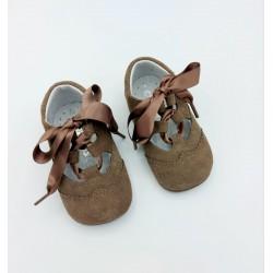Zapato Bebe Camel 126 Chuches