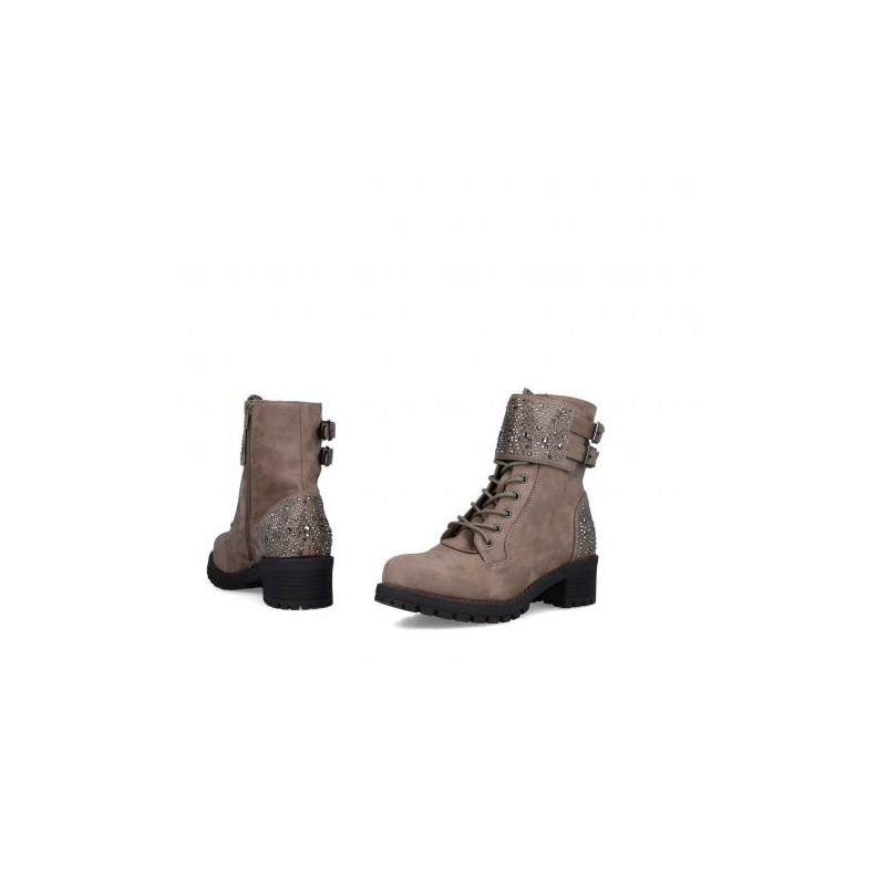 8a17c16d669 Zapato de mujer con tacón 2771 Ray Grafito de D´Chicas