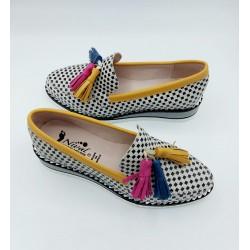 Zapato modelo Kiara...