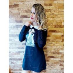 Vestido Goya Cotton Club de...
