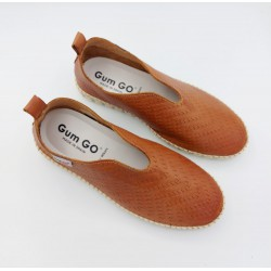 Zapato mujer de piel...