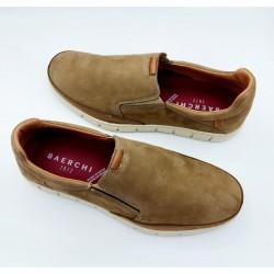Zapato hombre color taupe...
