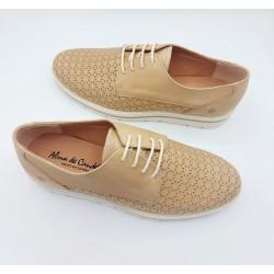 Zapato de mujer de piel 625...