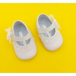 Peuques bebé beige de Chuches