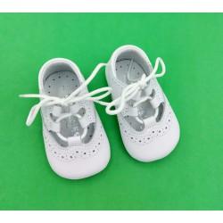 Peuques bebé blanco de Chuches