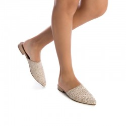 Zapato mule de mujer...