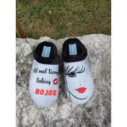 Zapatillas de casa de Mujer...